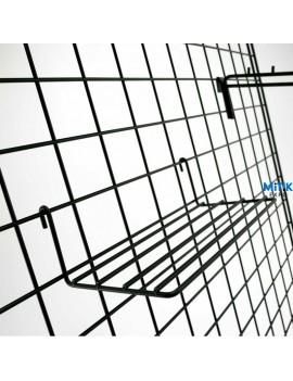 Accesorios panel rejilla - Estante plano 1