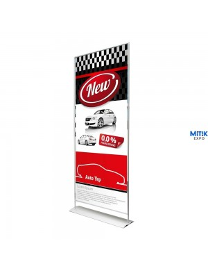 Expositor Roll Up Magic 60x200, 85x200 y 100x200 cm