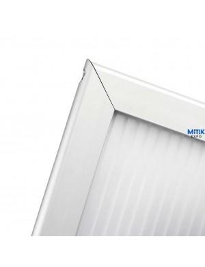 Mampara Limit para separación de espacios y protección contagios. Disponible en 100x120, 100x150 ó 100x180 cm - Detalle 1
