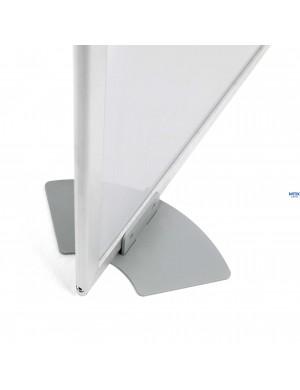Mampara Limit para separación de espacios y protección contagios. Disponible en 100x120, 100x150 ó 100x180 cm - Detalle 2