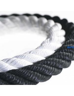 Cordón trenzado grueso