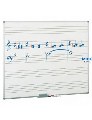 Pizarra laminada Music