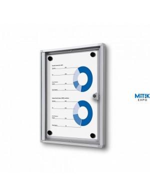 Vitrina Eco Magnétic 1 DIN A4