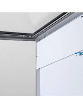 Vitrina Magnetic Eco rótulo