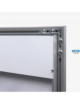 Vitrina Magnetic Eco esquina